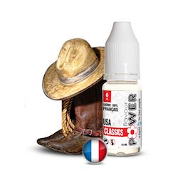 E-liquide USA Classic de Flavour Power